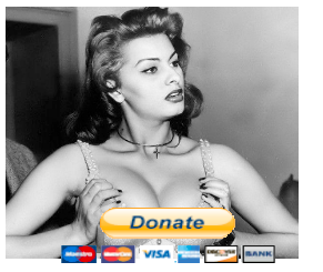 Click on Sophia (you know you want to) and donate (More $$= More Public Health + More Sophia) Money goes to Pan American Zoonotic Research and Prevention